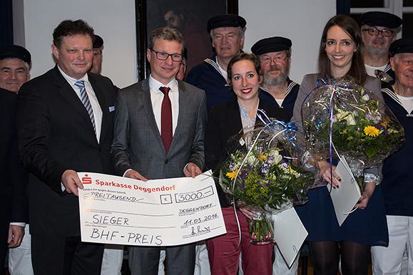 BHF-Preis Verleihung 2018